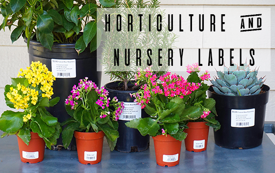 Durable Horticulture and Nursery Labels