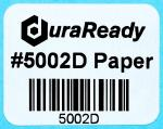 "Unobtrusive, 1.25 x 1.0"" White paper label, use these labels for price tags, item marking, book labels, and barcodes."