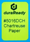 "Multipurpose, 1.0 x 1.5"" bright chartreuse paper label, perfect for bibliography, classification, and cataloging."