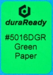 "Multipurpose, 1.0 x 1.5"" bright green paper label, perfect for bibliography, classification, and cataloging."